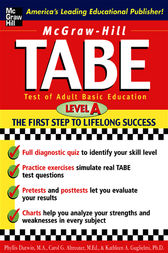 McGraw-Hill's TABE Level A: Test of Adult Basic Education by Phyllis Dutwin