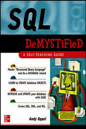 SQL Demystified by Andrew Oppel