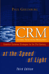 CRM at the Speed of Light, Third Edition