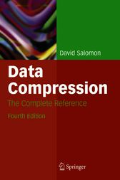 Data Compression by David Salomon