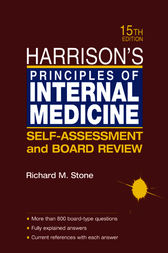 Harrison's Principles of Internal Medicine: Self-Assessment and Board Review by Richard Stone