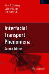 Interfacial Transport Phenomena by John C. Slattery