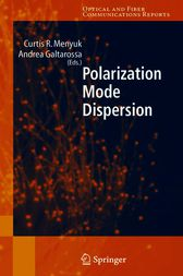 Polarization Mode Dispersion by Andrea Galtarossa