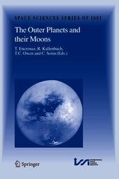 The Outer Planets and their Moons by Therese Encrenaz