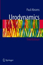 Urodynamics by Paul Abrams