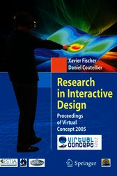 Research in Interactive Design by Xavier Fischer