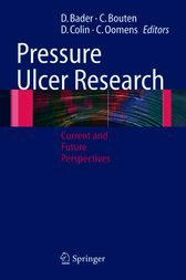 Pressure Ulcer Research by Dan L. Bader
