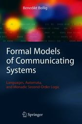 Formal Models of Communicating Systems by Benedikt Bollig