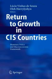 Return to Growth in CIS Countries by Lúcio Vinhas de Souza