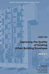 COST C16 Improving the Quality of Existing Urban Building Envelopes - Needs