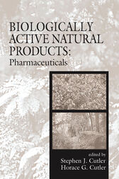 Biologically Active Natural Products by Stephen J. Cutler