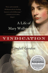 Vindication by Lyndall Gordon