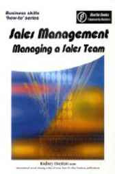 Sales Management by Rodney Overton