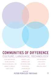 Communities of Difference by Peter Pericles Trifonas