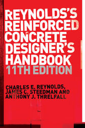 Reinforced Concrete Designer's Handbook, Eleventh Edition by Charles E. Reynolds