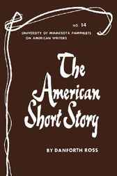 American Short Story by Danforth Ross