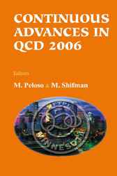 Continuous Advances In Qcd 2006 by M Peloso