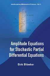 Amplitude Equations For Stochastic Partial Differential Equations