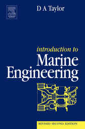 Introduction to Marine Engineering by D A Taylor