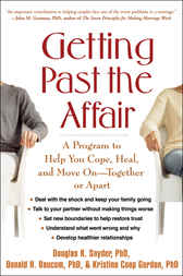 Getting Past the Affair by Douglas K. Snyder