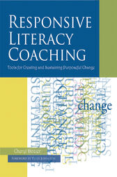 Responsive Literacy Coaching by Cheryl Dozier