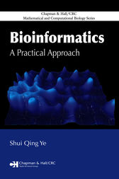 Bioinformatics by Shui Qing Ye