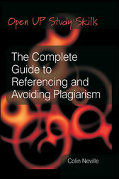 The Complete Guide To Referencing And Avoiding Plagiarism