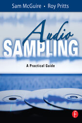 Audio Sampling by Sam McGuire