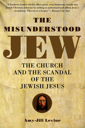 The Misunderstood Jew by Amy-Jill Levine