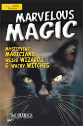 Marvelous Magic by Clare Oliver