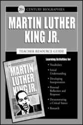 Martin Luther King Jr. TRG by Kent Publishing