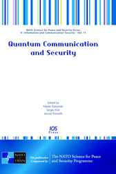 Quantum Communication and Security