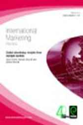 Global Advertising - Insights from Multiple Markets