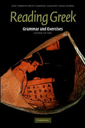 Reading Greek by Joint Association of Classical Teachers