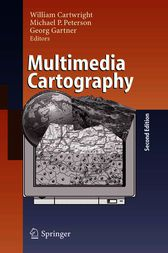 Multimedia Cartography by William Cartwright