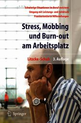 Stress, Mobbing und Burn-out am Arbeitsplatz (German Edition)