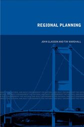 Regional Planning by John Glasson