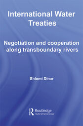 International Water Treaties by Shlomi Dinar