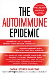 The Autoimmune Epidemic by Donna Jackson Nakazawa