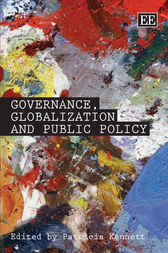 Governance, Globalization and Public Policy by P. Kennett