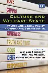 Culture and Welfare State by W. van Oorschot