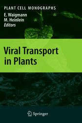 Viral Transport in Plants by Elisabeth Waigmann