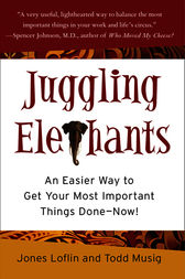Juggling Elephants by Jones Loflin