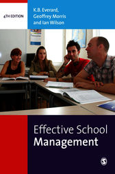 Effective School Management by K.B. Everard