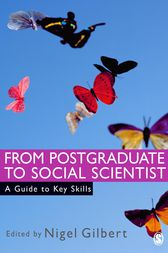 From Postgraduate to Social Scientist by Nigel Gilbert