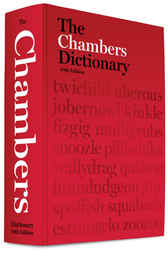 The Chambers Dictionary by Ian Brookes