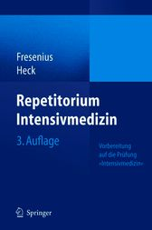 Repetitorium Intensivmedizin by Michael Fresenius