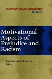 Motivational Aspects of Prejudice and Racism by Cynthia Willis-Esqueda