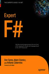 Expert F# by Antonio Cisternino