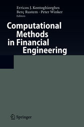 Computational Methods in Financial Engineering by Erricos Kontoghiorghes